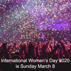 Episode 49: International Women's Day
